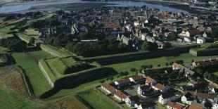 Berwick-upon-Tweed Castle and Ramparts