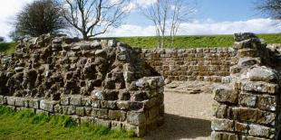 Banks East Turret - Hadrians Wall