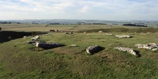 Arbor Low Stone Circle and Gib Hill Barrow
