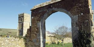 Abbotsbury Abbey Remains